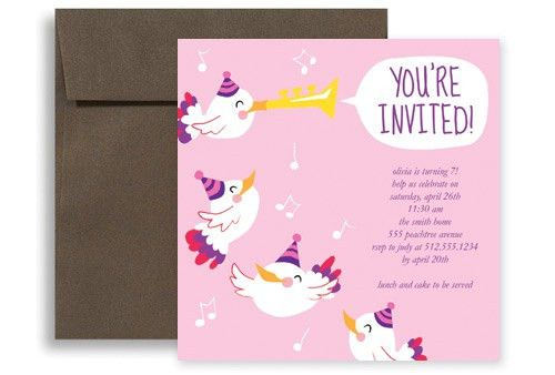 Birthday Invitation Quotes – gangcraft.net