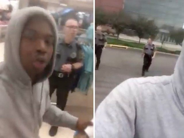 VIDEO: Tri-County Mall security guard kicks man out for 'saggy ...