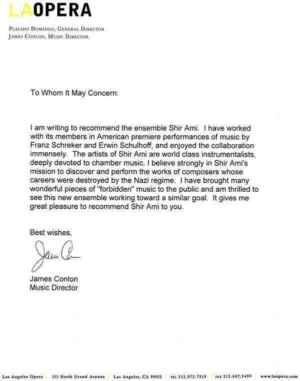Military Recommendation Letter Sample. Sample Recommendation ...