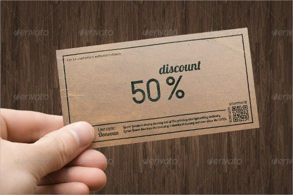 21+ Coupon Voucher Templates – Free Sample, Example Format ...