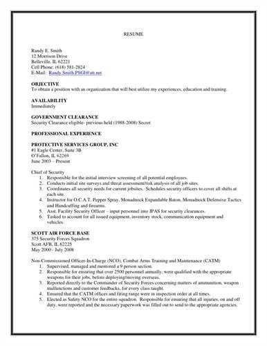 28 air force resume template resume format resume builder air - Air Force Resume Builder
