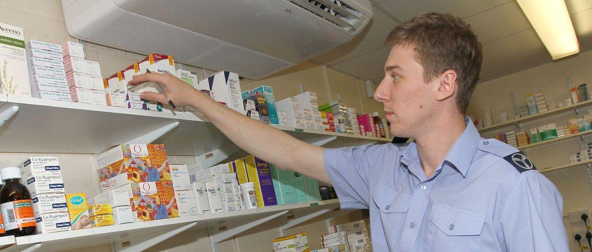 RAF Recruitment | Pharmacy Technician
