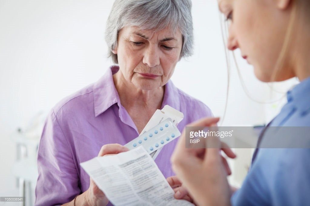 Medical Assist For The Elderly Stock Photo | Getty Images