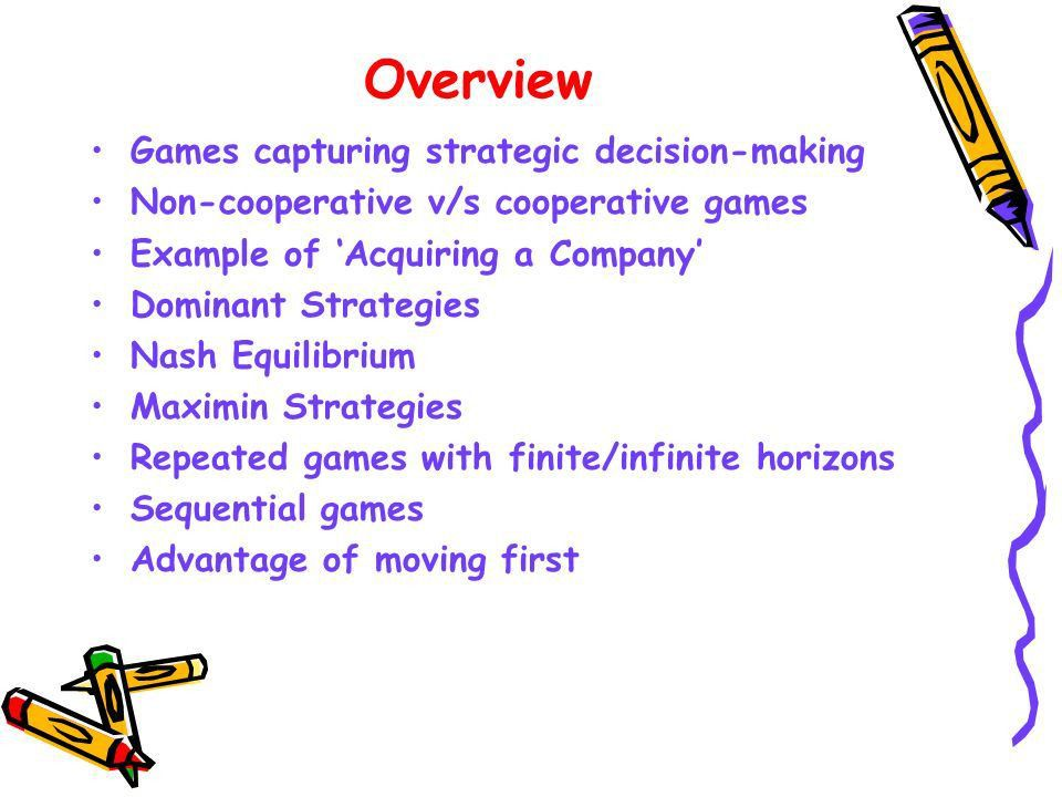 GAME THEORY. - ppt video online download