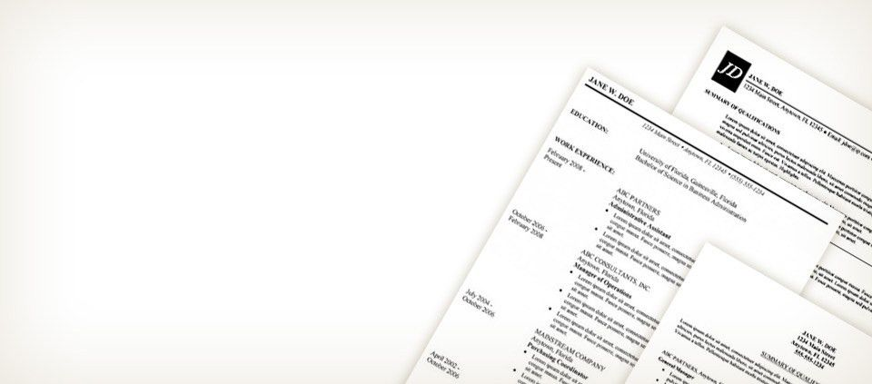 Free Resume Templates Download | Free Resume Templates