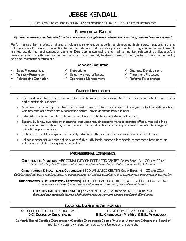 Download Biomedical Engineer Sample Resume   haadyaooverbayresort.com