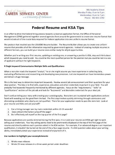 Federal Resume Templates. Fbi Resume Work Resume Example Resume ...