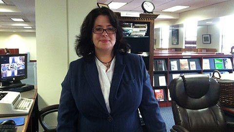 Jessica Olin: Wesley's new head librarian | Whetstone