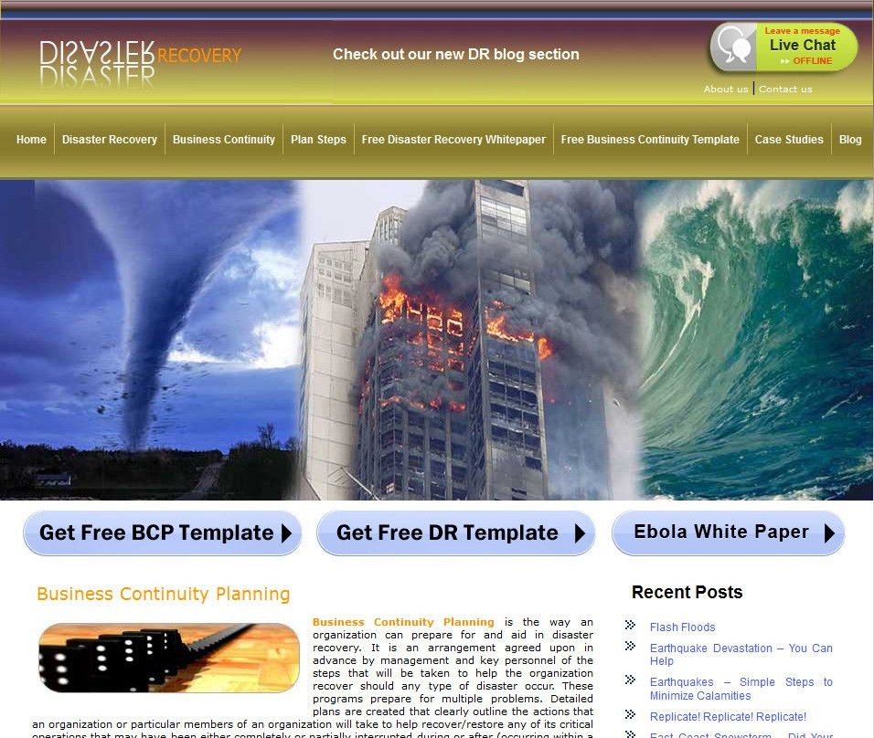 Business Continuity Management Resources | Stay in Business