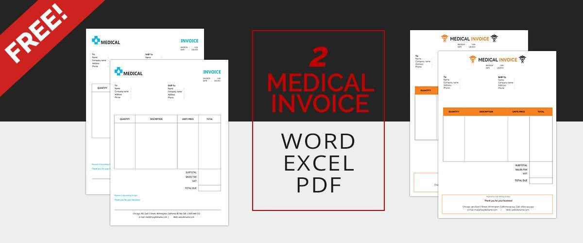 Invoice Template - 43+ Free Documents in Word, Excel, PDF | Free ...
