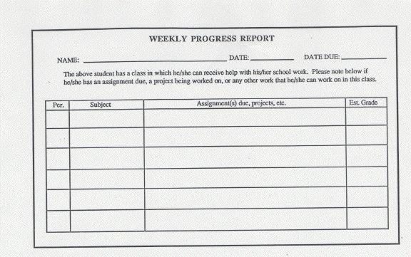 Write written report
