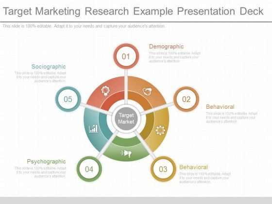 Target Marketing Research Example Presentation Deck - PowerPoint ...