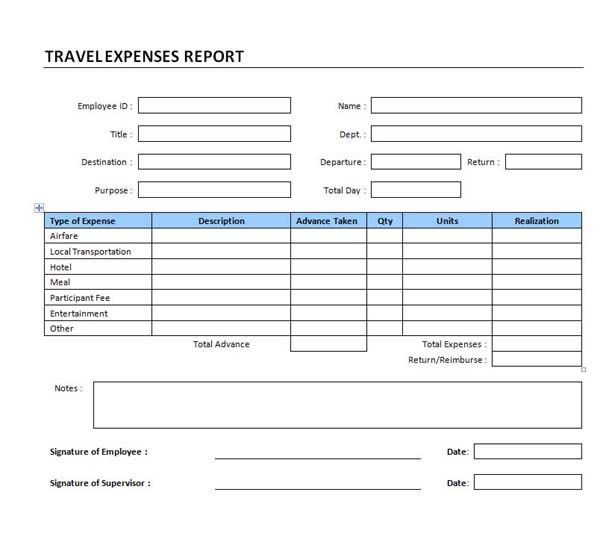 Report Templates - Microsoft Word Templates