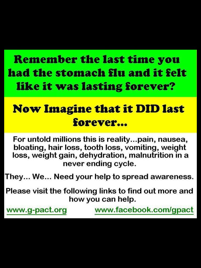 1000+ Images About Gastroparesis On Pinterest