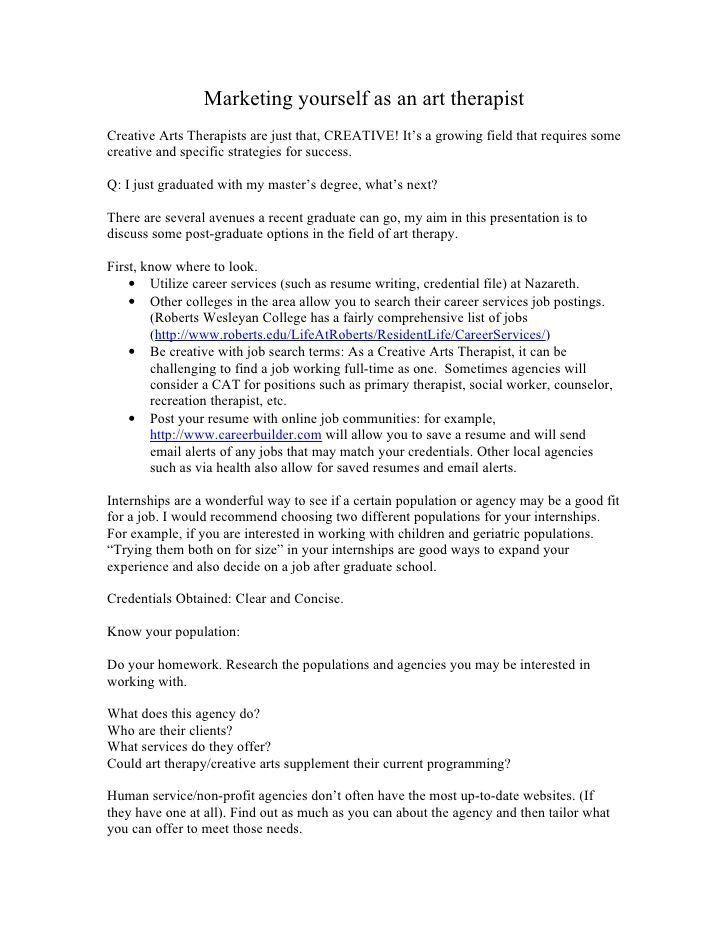 Art Therapt Case Presentation Template - Tomyads.info