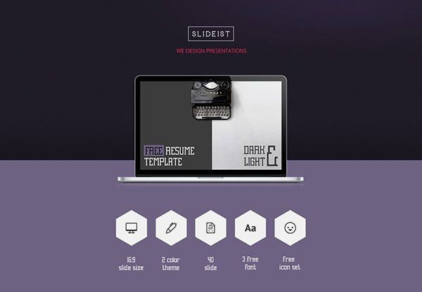 10 Free Powerpoint & Keynote Templates   Web & Graphic Design ...