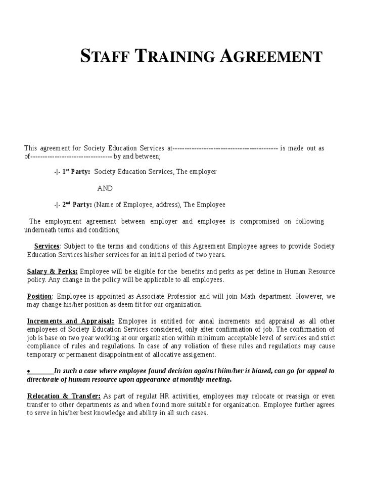 Professional Services Agreement Template Australia | Create ...