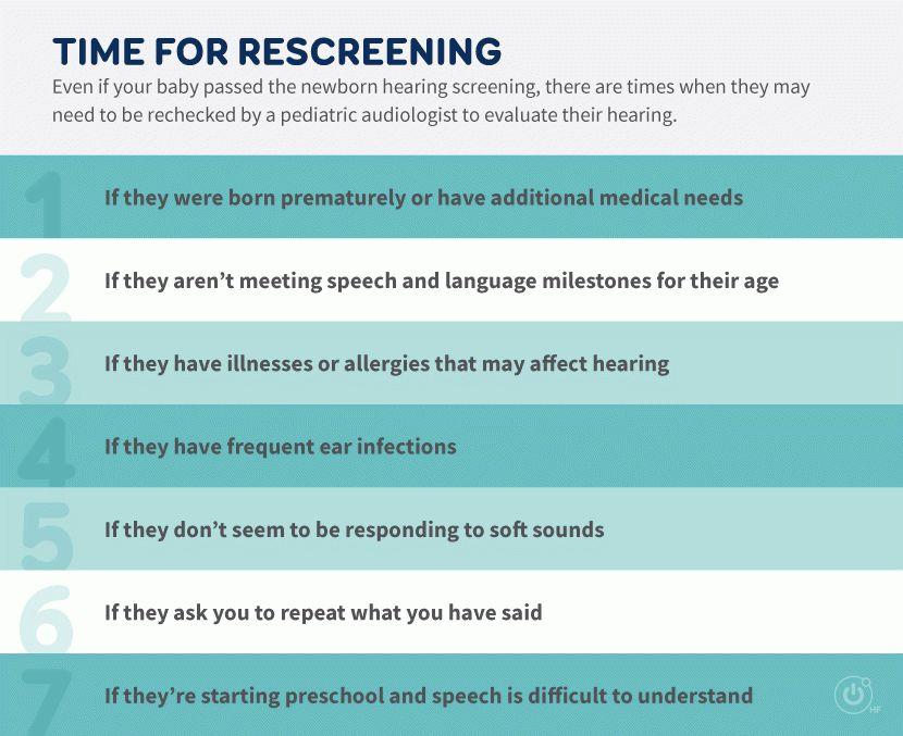 Hearing First | Understanding Newborn Hearing Screening