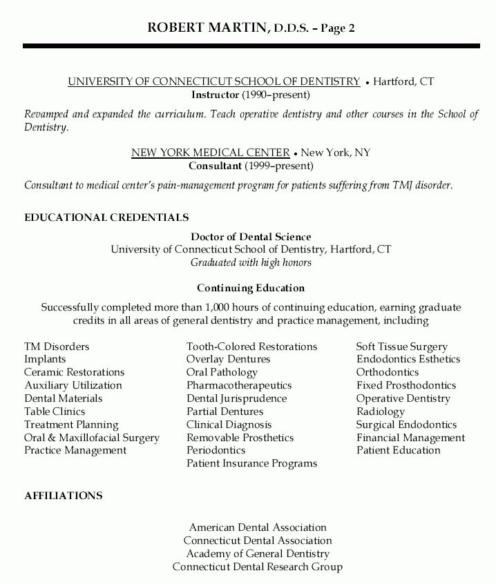 dentist resume objective dental resume examples dental lab manager ...