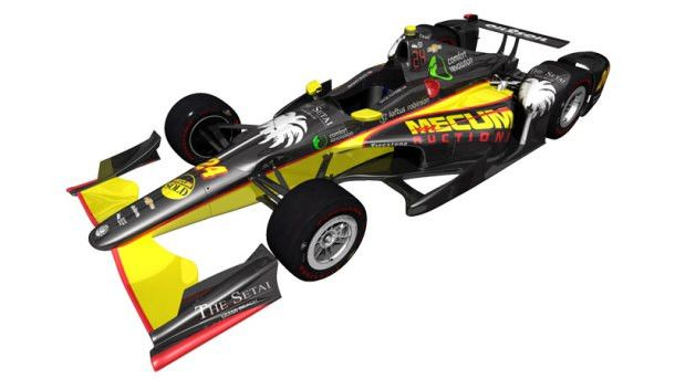 Mecum Auctions to sponsor Karam's DRR car at Indy 500 ...
