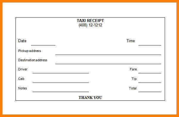 6+ taxi bill sample | cna resumed