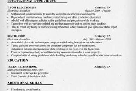 sample cover letter teaching position electronic assembler cover ...