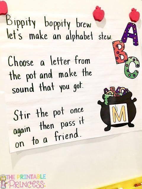 Letter/Sound recognition | Teacher's Corner | Pinterest ...