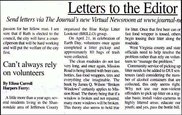 Best Ideas of Example Of A Letter To The Editor Local Newspaper ...