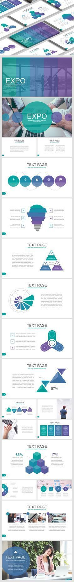 Free Download #Conference #PowerPoint & #Keynote #Template https ...