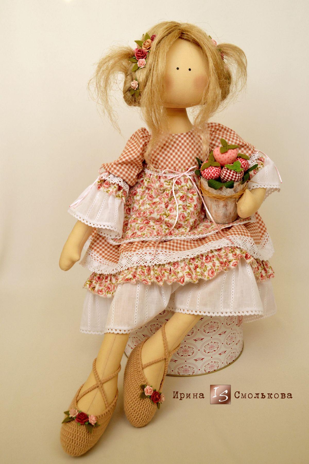 Сшить своими руками авторскую куклу
