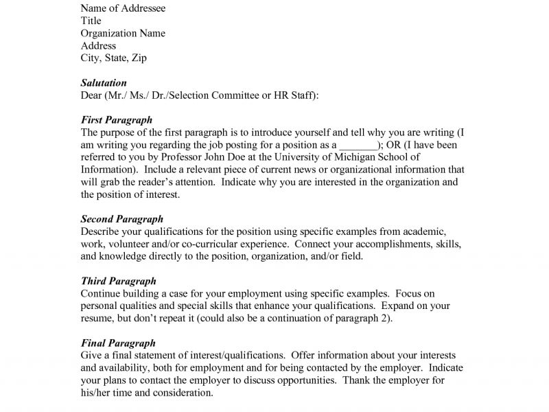 Wonderful How To Start A Cover Letter Without Name 8 How To ...