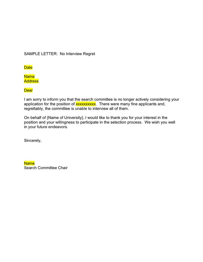 Job Offer Letter Sample - download free documents for PDF, Word ...