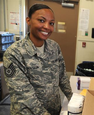 Medical logistics technician STEP promoted to E-6 > Air Force ...