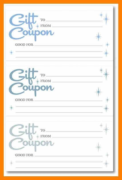 Coupon Templates Free, free coupon template archives - fine ...