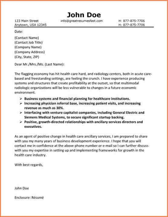 sample_t format_cover_letter. resume cover letter chronological ...