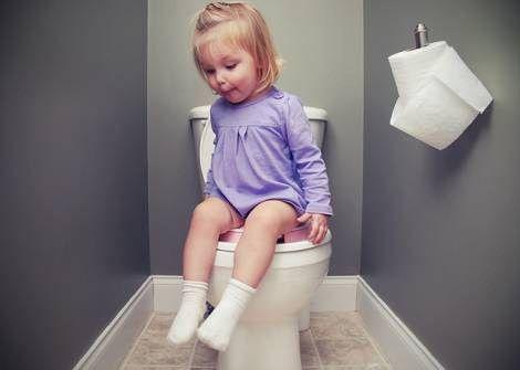 Potty Training Regression - New Kids Center