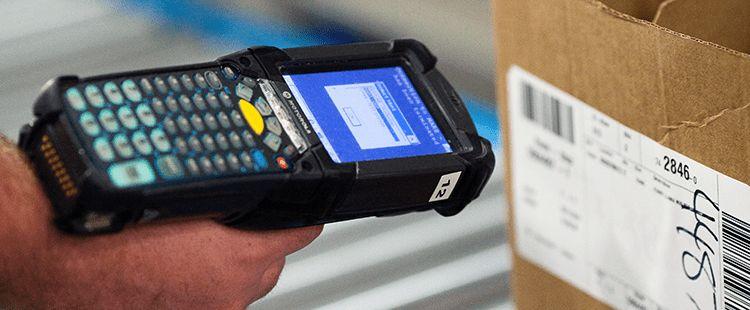 RF Handheld Scanners | Bastian Solutions