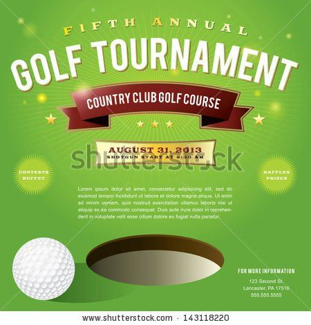 Golf Tournament Stock Images, Royalty-Free Images & Vectors ...