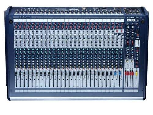 Soundcraft GB2 32 Channel Analog Mixing Console - Midwest Pro ...