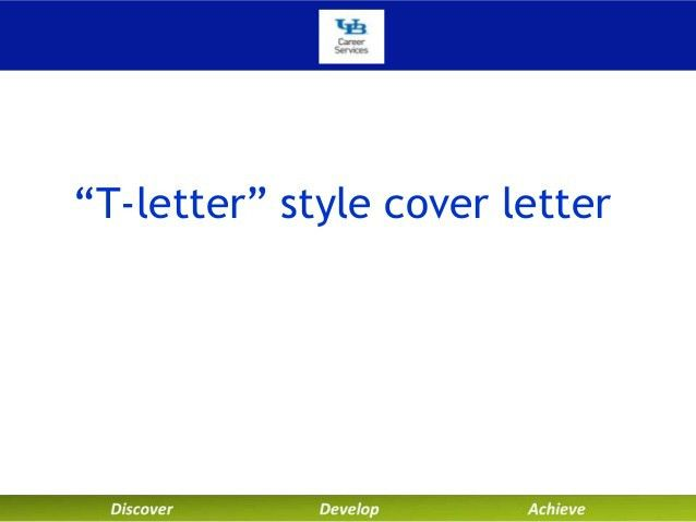 t style cover letter perfecting your cover letter to a t ladders