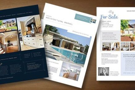 Real Estate Marketing   Graphic Design Ideas & Inspiration By ...