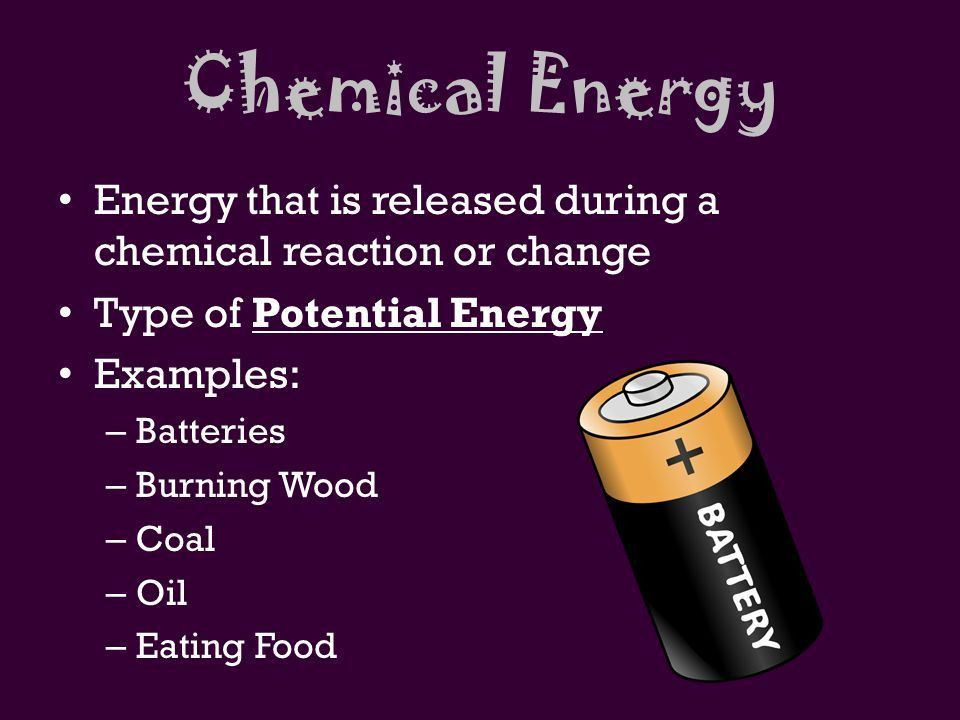 Energy 6 th Grade. Energy The ability to do work or cause change ...