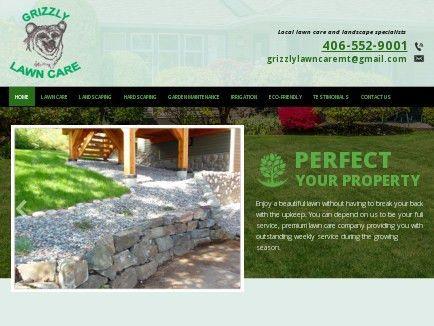 Grizzly Lawn Care and Landscape - Lawn care Missoula MT