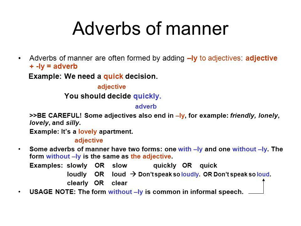 Adverbs. - ppt video online download