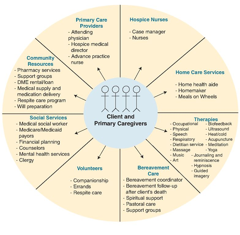 Hospice Nursing (Nursing in a Variety of Settings) Part 2