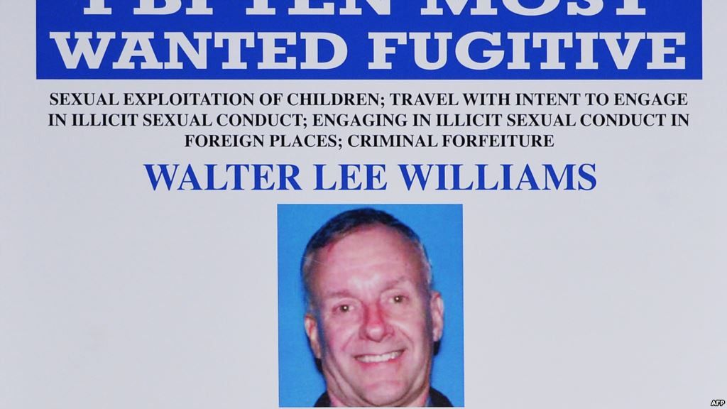 Most Wanted' US Fugitive Arrested in Mexico