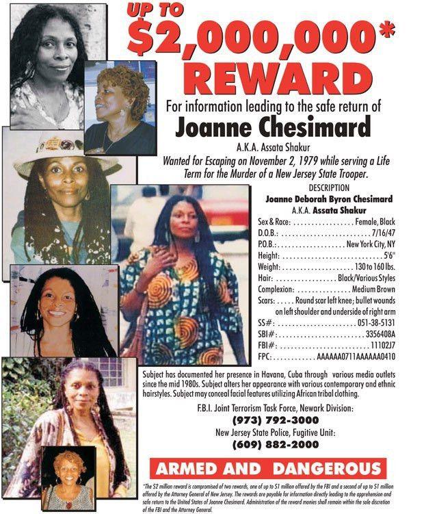 Tupac's aunt on FBI's terror list – The Sun