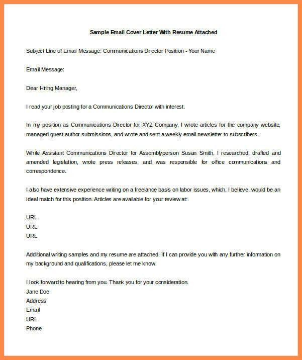 mail letter format | resume name