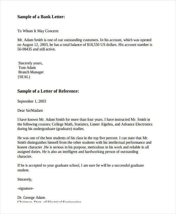 Employee Recommendation Letter Sample. Job Recommendation Letter ...