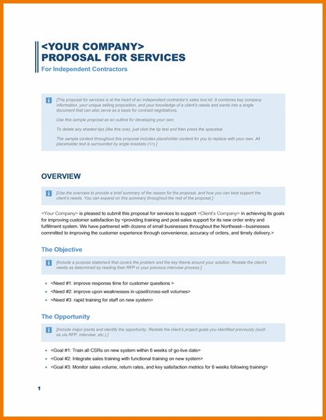 7+ fee proposal template | Financial Statement Form